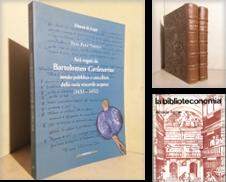 Bibliografia Sammlung erstellt von AU SOLEIL D'OR Studio Bibliografico