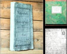 Bavarica (Monacensia) Sammlung erstellt von Antiquariat Thomas Rezek