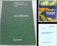 Köln Geschichte Kultur Rheinland Sammlung erstellt von Antiquariat  >Im Autorenregister<