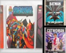 Comic Superhelden erstellt von KULTur-Antiquariat