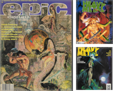Adult Comics Curated by Books from the Crypt