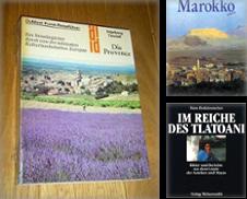 Geographie und Reisen Sammlung erstellt von Bojara & Bojara-Kellinghaus OHG