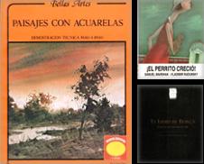 Álbum ilustrado de La Vieja Factoría de Libros