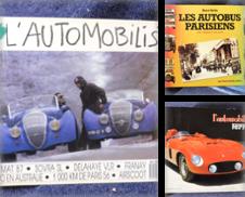 Automobile Proposé par librairie ESKAL