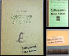 Bildbände Sammlung erstellt von Antiquariat Inka Köthe  Inh. Bernd Köthe