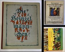 Kinderbücher Sammlung erstellt von Antiquariat Gertrud Thelen