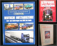Automobilia Sammlung erstellt von ANTIQUARIAT Franke BRUDDENBOOKS
