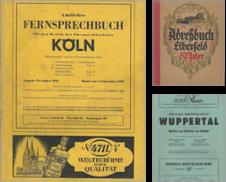 Adress-und Telefonbücher Sammlung erstellt von Antiquariat-Plate