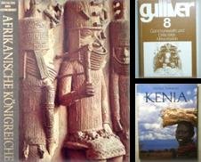 Afrika allgemein Sammlung erstellt von 1. Hemeraner Antiquariat - buch-mars