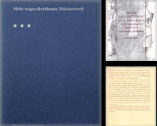 Buchkunde Sammlung erstellt von Antiquariat Galerie Joy