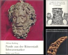 Archäologie Sammlung erstellt von Antiquariat Kaner & Kaner GbR