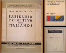 Filosofía Curated by Libreria Ninon