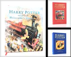 J.K. Rowling Sammlung erstellt von Fine Book Cellar ABA ILAB PBFA