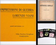 Arte Cataloghi Monografie de Libreria Antiquaria Pontremoli SRL