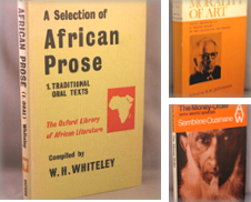 Africa (Literature) Curated by Bucks County Bookshop IOBA