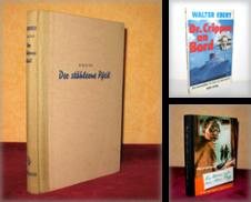 Belletristik, Abenteuer und Krimi Sammlung erstellt von buecheria, Einzelunternehmen