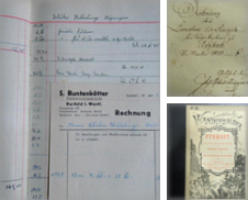Landeskunde Sammlung erstellt von Antiquariat Winfried Scholl (VDA/ILAB)