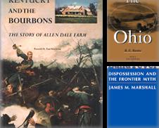 Americana, Pioneer History Sammlung erstellt von GLOVER'S BOOKERY, ABAA
