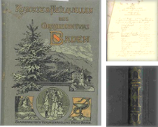 Baden Curated by Antiquariat Antik-Bücher,  Inh. Erdmann