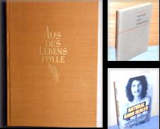 Biographie Sammlung erstellt von AnimaLeser