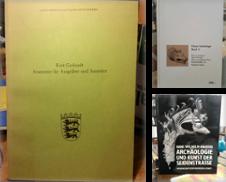 Archäologie Sammlung erstellt von Antiquariat Thomas Nonnenmacher
