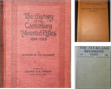 World War I Curated by New Zealand Military Books
