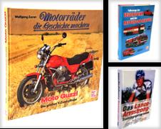 Automobil Sammlung erstellt von Antiquariat Dennis R. Plummer