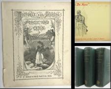 African-American Curated by Ivy Ridge Books/Scott Cranin (IOBA)