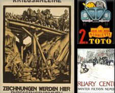 Plakate Sammlung erstellt von Antiquariat Dietrich Schneider-Henn