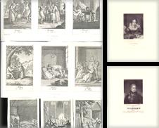 Alte Graphik Sammlung erstellt von Antiquariat Ballon + Wurm