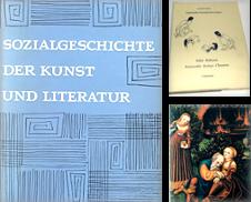 Kunst Sammlung erstellt von Galerie Valentien GmbH