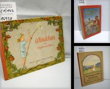 Alte Kinderbücher Sammlung erstellt von Schuebula