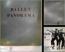 Ballett & Tanz Sammlung erstellt von Antiquariat Maiwald