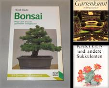 Botanik & Garten Sammlung erstellt von Antiquariat Buchtip Vera Eder