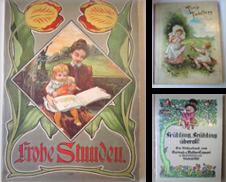 Bilderbücher Sammlung erstellt von Antiquariat Gisa Hinrichsen