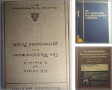 Agrarwissenschaften Sammlung erstellt von 1. Hemeraner Antiquariat - buch-mars