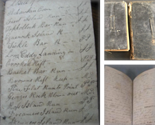 19th Century Diary Curated by M Benjamin Katz FineBooksRareManuscripts