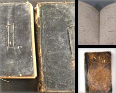 19th Century Diary de M Benjamin Katz FineBooksRareManuscripts