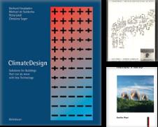 Architektur Sammlung erstellt von Antiquariat Dr. Josef Anker