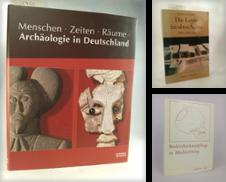 Archäologie Sammlung erstellt von ANTIQUARIAT Franke BRUDDENBOOKS