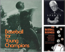 Baseball Curated by CHESTNUT STREET BOOKS