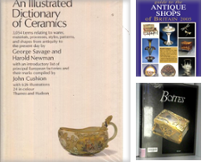 Antiques Curated by Rodney's Bookstore
