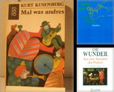 Belletristik Proposé par Hans J. von Goetz Antiquariat