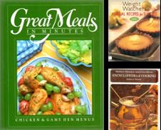 Cookbook Sammlung erstellt von Snowball Bookshop