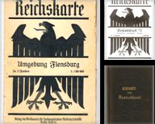 Atlanten Sammlung erstellt von St. Jürgen Antiquariat