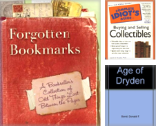 Books About Books Curated by CWM BOOKS AND MORE