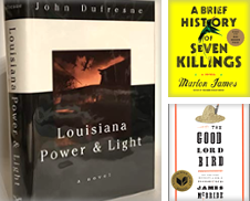 Modern First Editions Curated by New Millennium Books