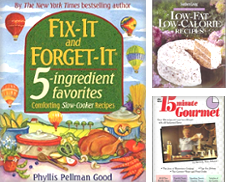 Cookbooks Curated by Vada's Book Store