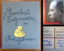Biographien Sammlung erstellt von Krull GmbH