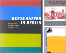 Architektur Sammlung erstellt von Antiquariat Jürgen Lässig